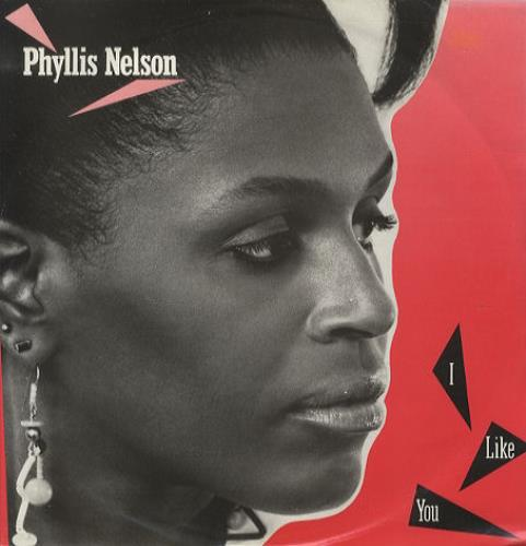 Phyllis Nelson I Like You Special Mix Reachin
