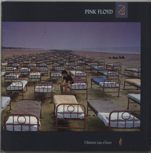 Pink Floyd A Momentary Lapse Of Reason - EX