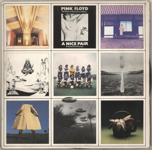 Pink Floyd A Nice Pair - 2nd - EX