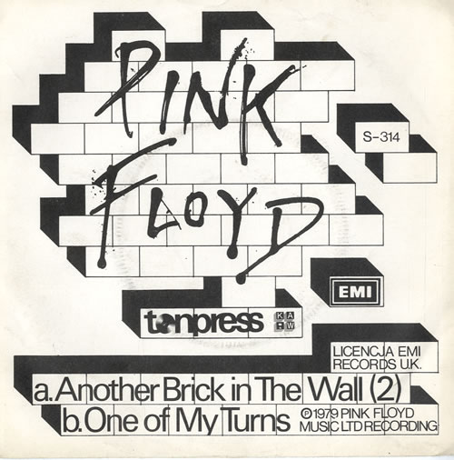 Page 5 Pink Floyd The Wall Vinyl Records Lp Cd