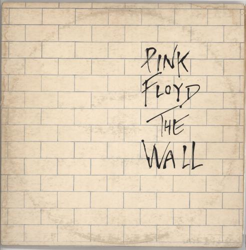 Pink Floyd The Wall - 1st