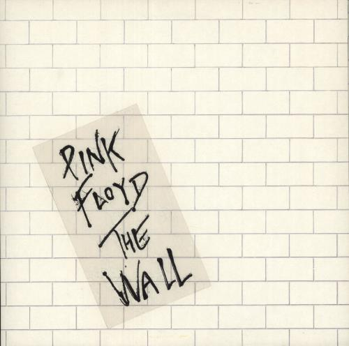 Pink Floyd The Wall - Barcoded & Stickered - EX