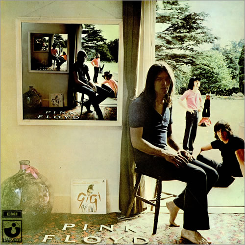 PINK FLOYD - Ummagumma - Black Label - Barcoded - Maxi 33T