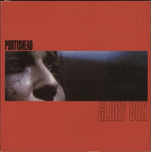 "Portishead Glory Box UK 12"" Vinyl Record/Maxi Single ..."
