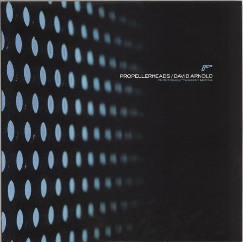 PROPELLERHEADS - On Her Majesty's Secret Service - 12 inch 33 rpm