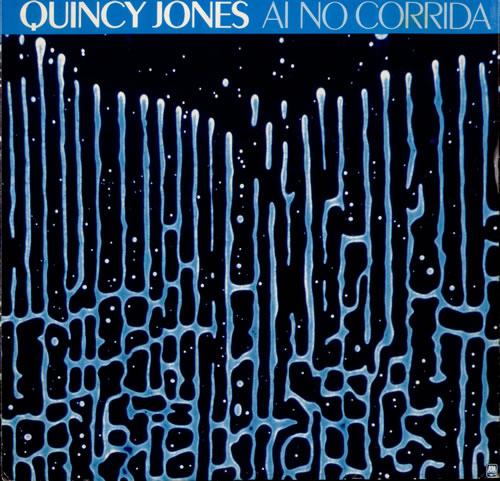 JONES, QUINCY - Ai No Corrida - 12 inch 33 rpm