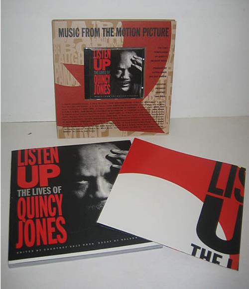 JONES, QUINCY - Listen Up - The Lives Of Quincy Jones - Autres