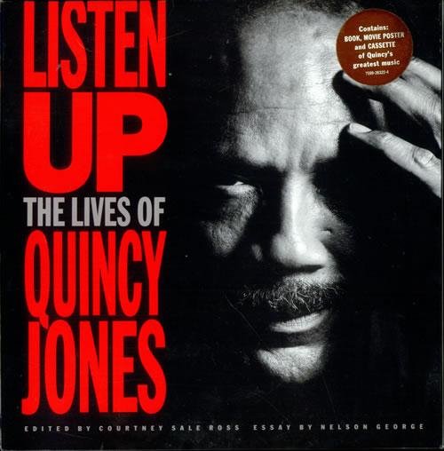 JONES, QUINCY - Listen Up - The Lives Of Quincy Jones - Others