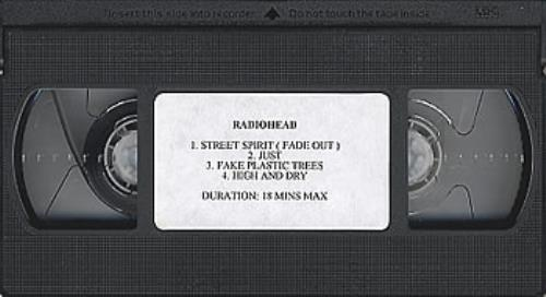 Radiohead 4 Track Compilation