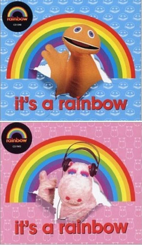 Rainbow [George & Zippy] It's A Rainbow UK Double Cd ...