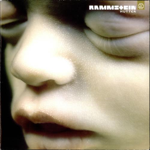 Rammstein Mutter German Vinyl Lp Record 549639 1 Mutter