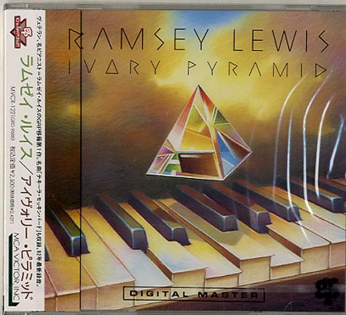 LEWIS, RAMSEY - Ivory Pyramid - CD