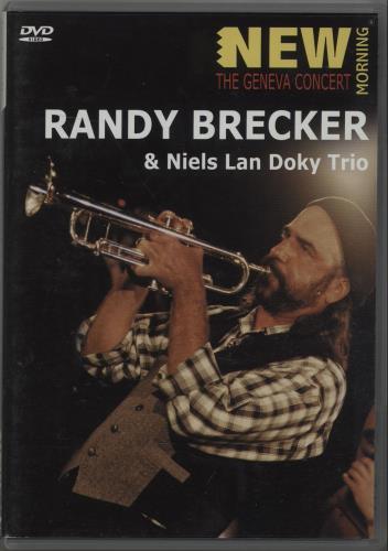 BRECKER, RANDY & ELIAS, ELAINE - The Geneva Concert - DVD