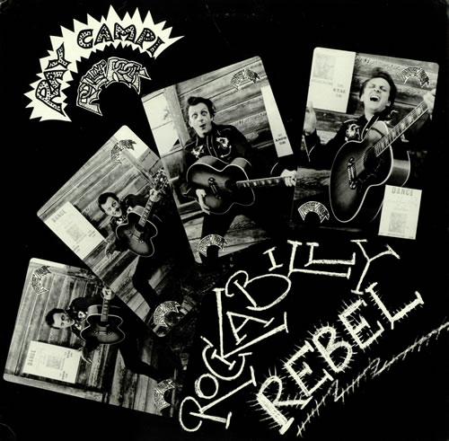 ray campi rockabilly rebel usa vinyl lp record lp 006. Black Bedroom Furniture Sets. Home Design Ideas