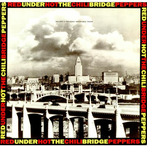 Red Hot Chili Peppers Under The Bridge Uk 12 Quot Vinyl Record