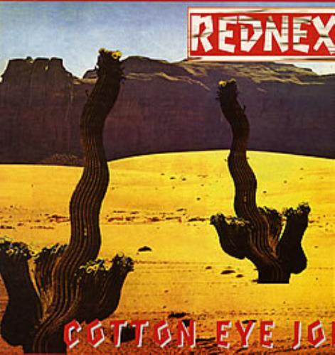 REDNEX - Cotton Eye Joe - Maxi 33T