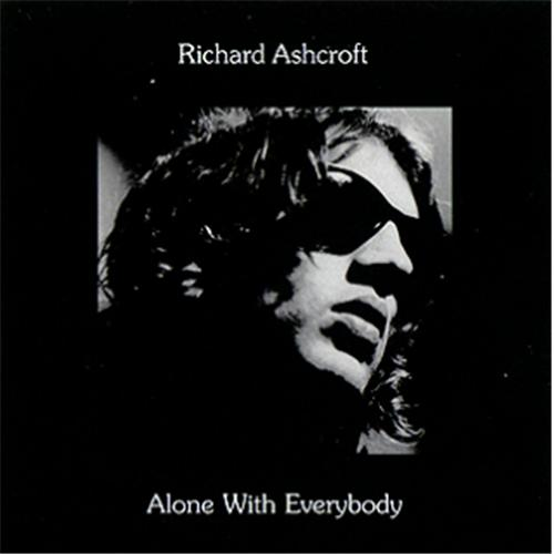 Richard Ashcroft Alone With Everybody Uk Promo Cd Album