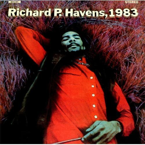 Richie Havens Indian Rope Man