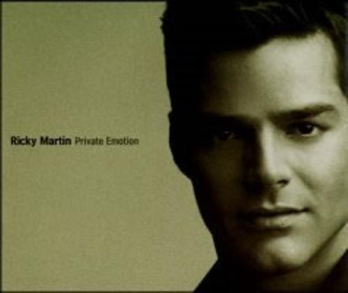 Ricky Martin Private Emotion M...