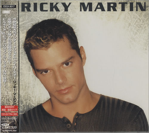 Martin, Ricky Ricky Martin