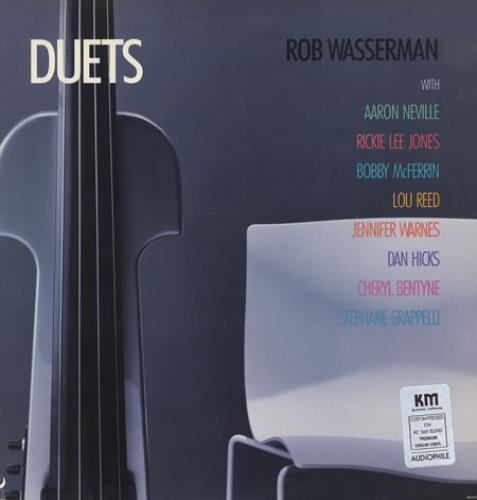Il vinile del giorno - Pagina 18 Rob+Wasserman+Duets-423288