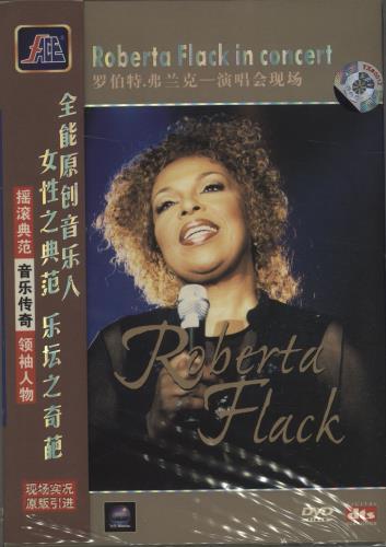 FLACK, ROBERTA - In Concert - DVD
