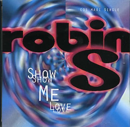 Robin S Show Me Love USA 5