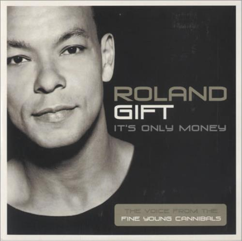 Its only money by gift roland cd with eilcom ref3077278386 gift roland its only money negle Image collections