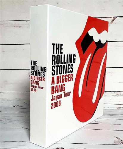 ROLLING STONES - A Bigger Bang Japan Tour 2006 - Others