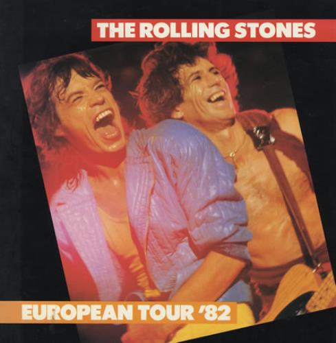 ROLLING STONES - European Tour '82 - Others
