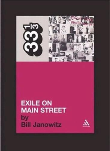 ROLLING STONES - Exile On Main Street - Book