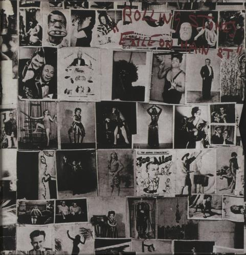 ROLLING STONES - Exile On Main Street - Others