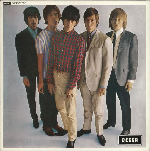 Rolling Stones Five By Five EP