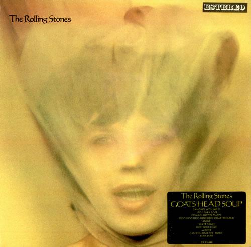 Rolling Stones Goats Head Soup Mexico Vinyl Lp Record Gx01