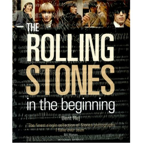 ROLLING STONES - In The Beginning - Sealed - Livre