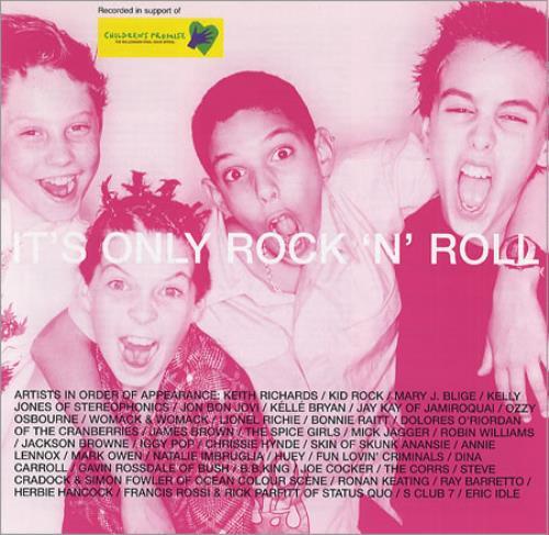 rolling stones it's only rock 'n' roll - cd2