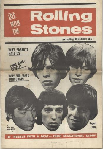 ROLLING STONES - Life With The Rolling Stones - Autres