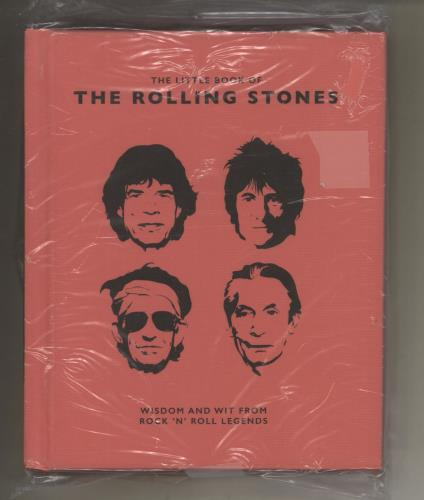 ROLLING STONES - Little Book of the Rolling Stones - Book