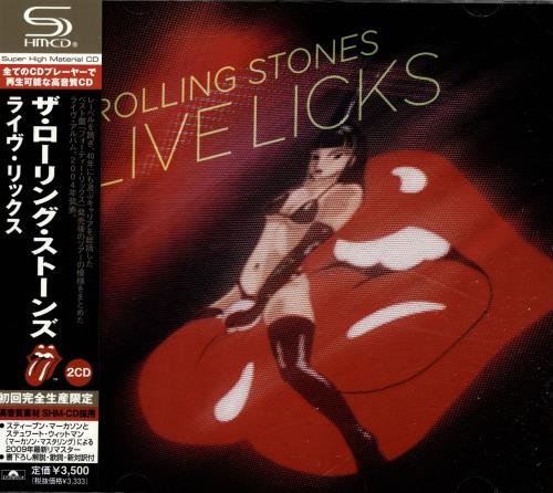 ROLLING STONES - Live Licks - Others