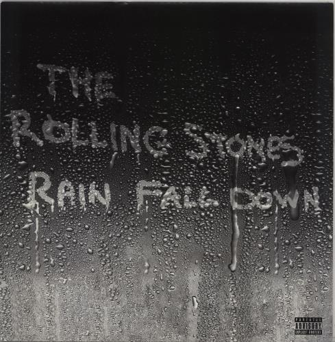Rolling Stones Rain Fall Down