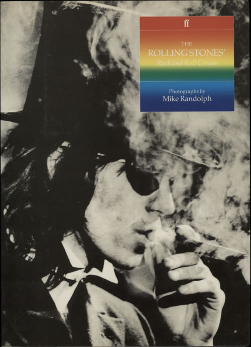 ROLLING STONES - Rock And Roll Circus - Livre