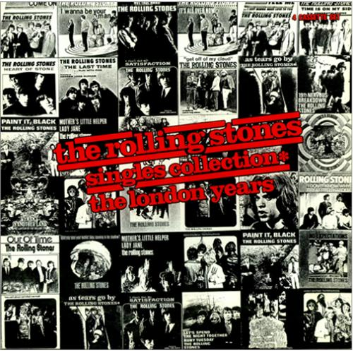 ROLLING STONES - Singles Collection - The London Years - Others