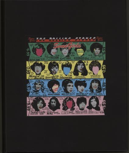 ROLLING STONES - Some Girls - Super Deluxe Box Set - Autres