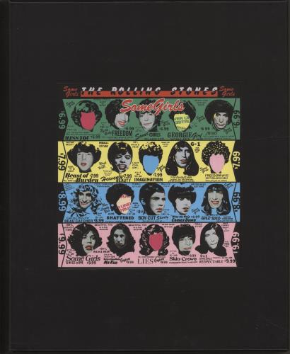 ROLLING STONES - Some Girls - Super Deluxe Edition - Others