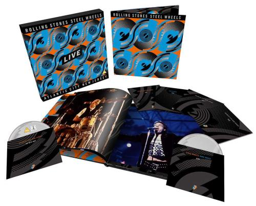 ROLLING STONES - Steel Wheels Live - Special Limited Edition - Autres