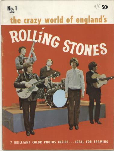 ROLLING STONES - The Crazy World Of England's Rolling Stones - Autres