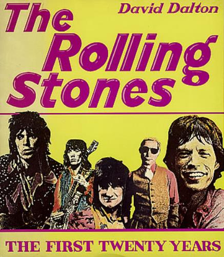 ROLLING STONES - The First Twenty Years - Livre