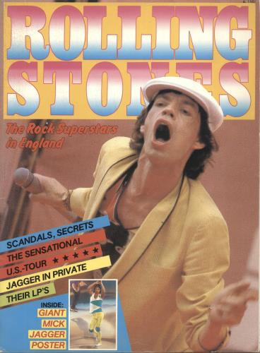 ROLLING STONES - The Rock Superstars In England - Autres
