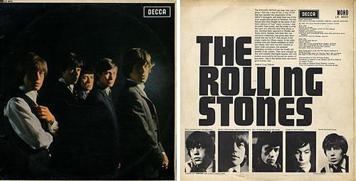 Rolling Stones The Rolling Stones 1st B Uk Vinyl Lp