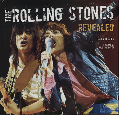 ROLLING STONES - The Rolling Stones Revealed - Livre